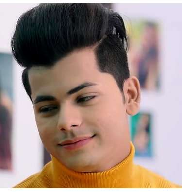 Celebrity Hairstyle Of Siddharth Nigam From Ringtone Single 2020 Charmboard
