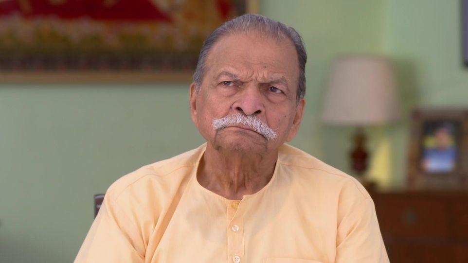 ravi patwardhan in agga bai sasubai episode 92 2019