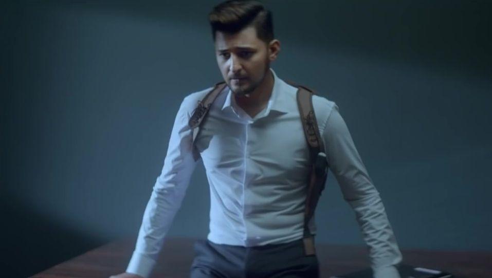 Celebrity Hairstyle Of Darshan Raval From Judaiyaan Single 2020 Charmboard